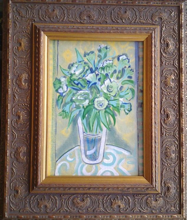 Green Carnations IV - Image 0