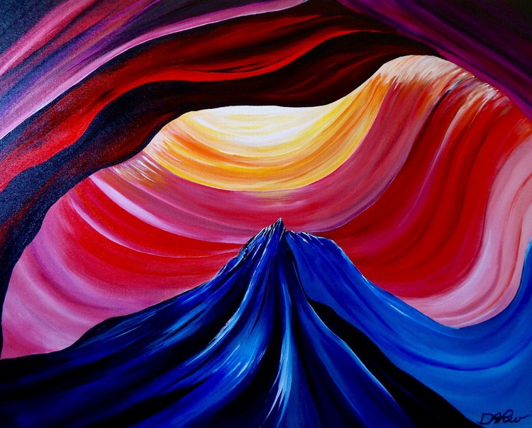 Canyon of Colour - Image 0