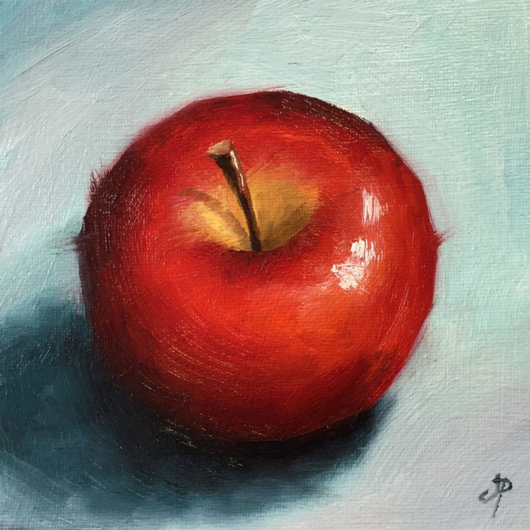 Red apple 2 - Image 0