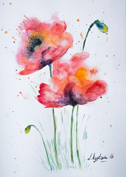 Magic poppies - Image 0