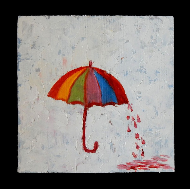 Rainbow Umbrella - Image 0