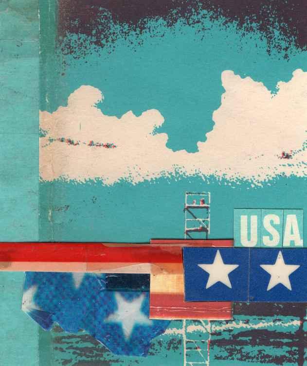 USA. -