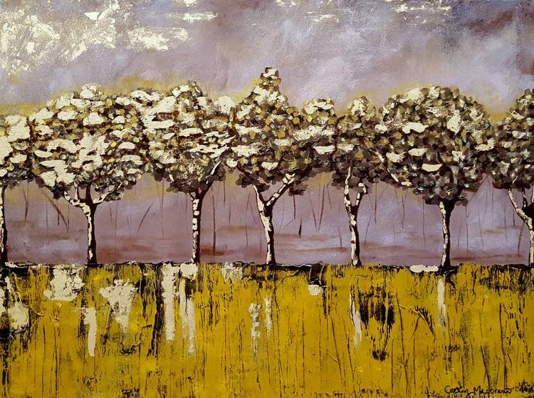 """Golden Orchard"" - Image 0"