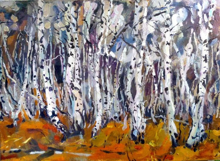 Birches - Image 0
