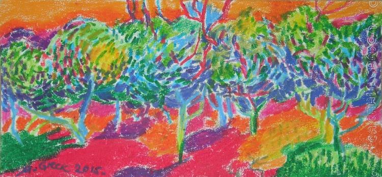 Orchard variation 2 - Image 0