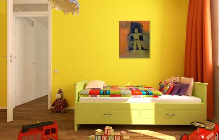 A very big armchair, oil on canvas 73x60 cm - Image 0