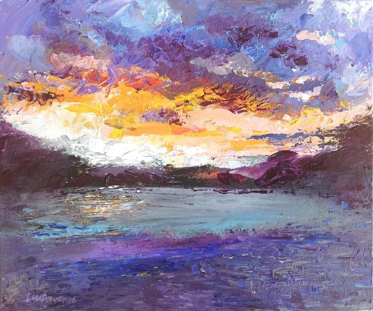 Sunset skies - Image 0