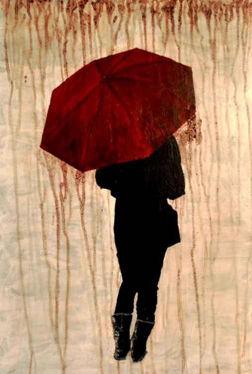 Raining Cabernet Sauvignon -