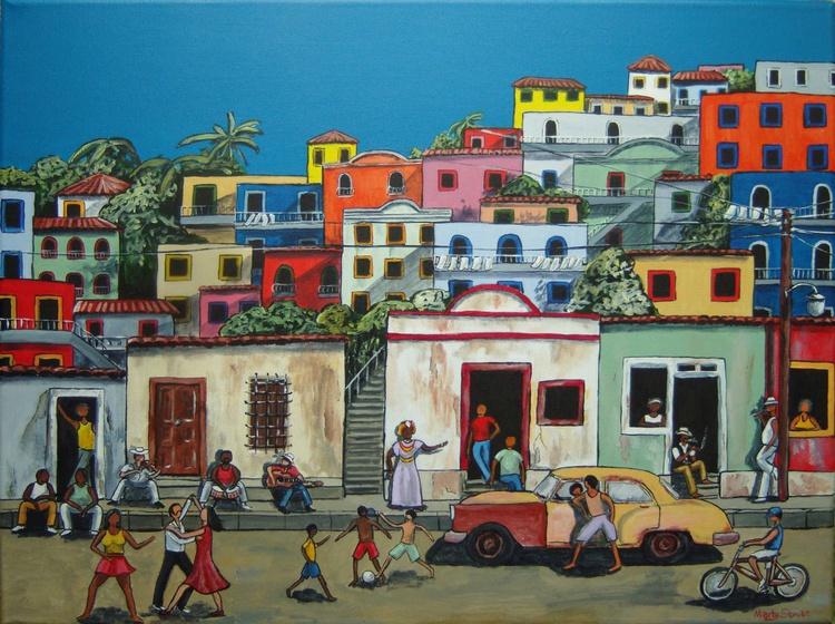 Latino Town - Image 0