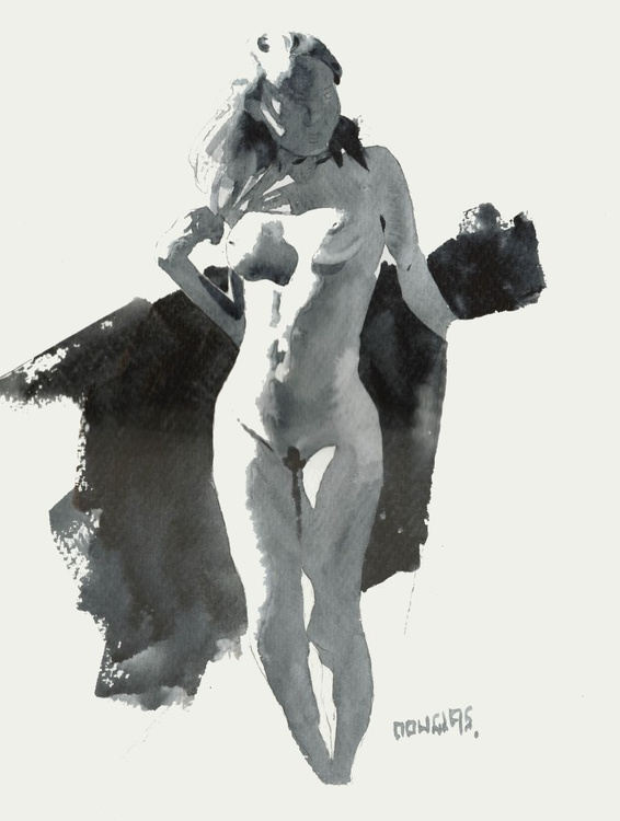 'Standing Nude', No2 - Image 0