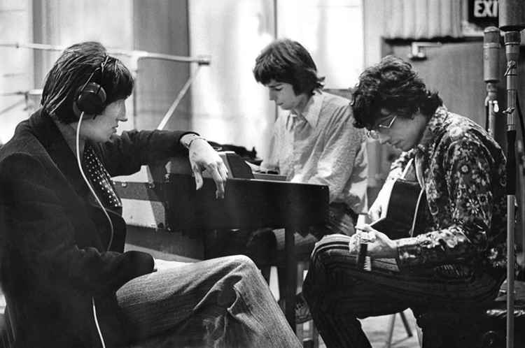 Pink Floyd, Abbey Road Recording