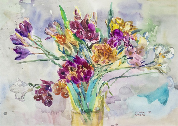 Freesias III - Image 0