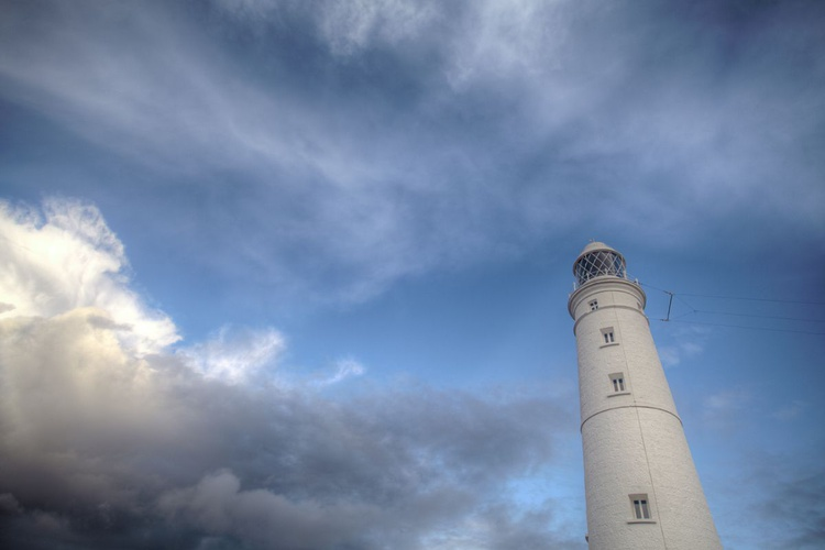 Welsh coast lighthouse - Image 0