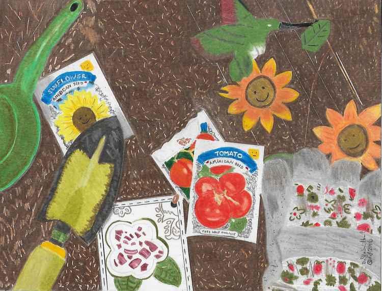 Happy Gardening -