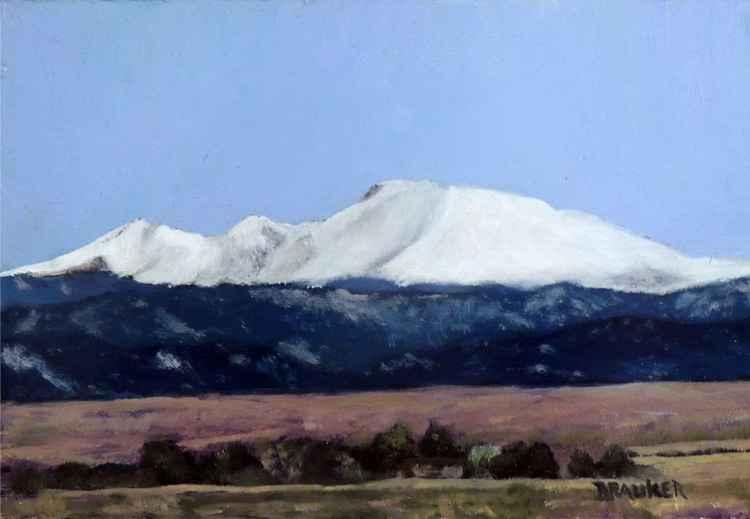 Longs Peak, Colorado -