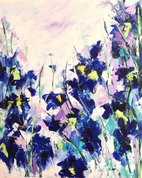 Iris Blue - Image 0