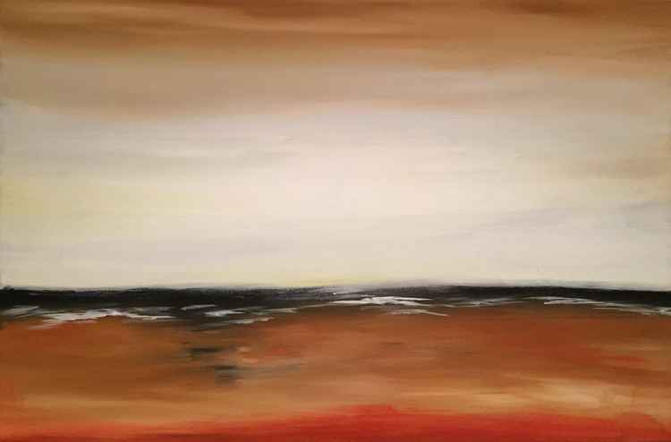 Seascape Abstract #2 -