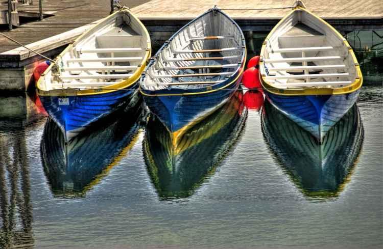 'Pendeen' Boats