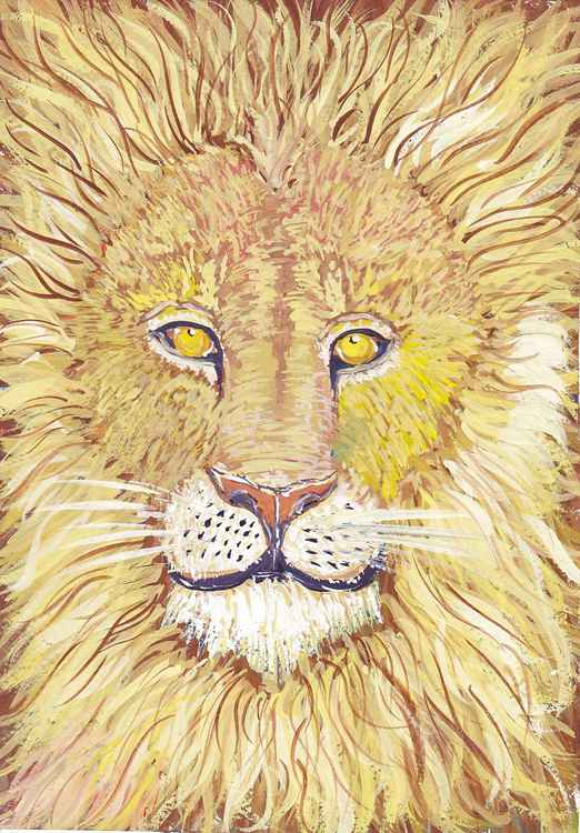 The lion(FREE-SHIPPING)