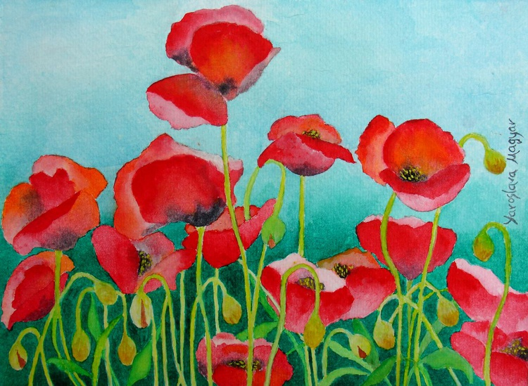 The Poppies - Image 0