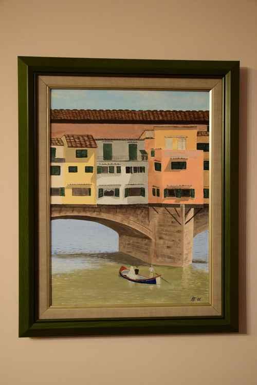 honeymoon in Firenze -