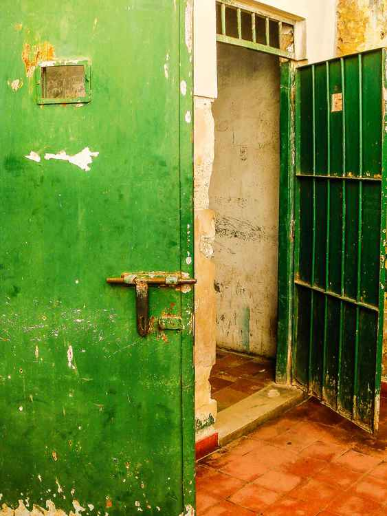 Have you ever been in a Jail? Why not? -