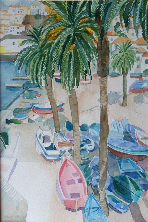 Harbour boats - Image 0