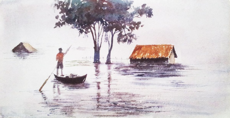 Marooned in the Monsoon - Image 0