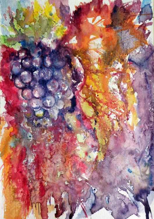 Grapes -