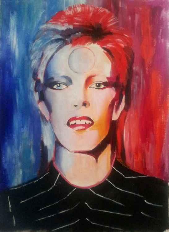 Colour Bowie