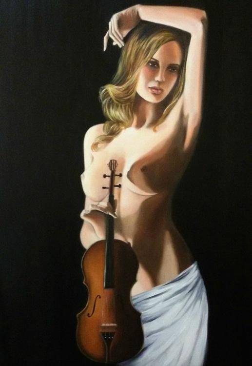 La Violinista - Image 0