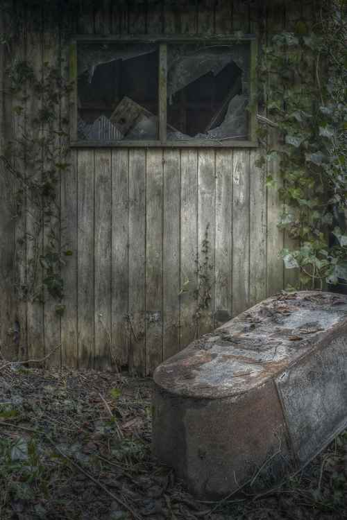 Discarded Bath -