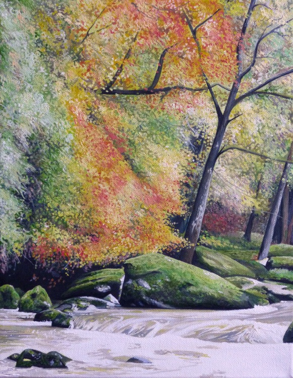 Autumn Riverside - Image 0