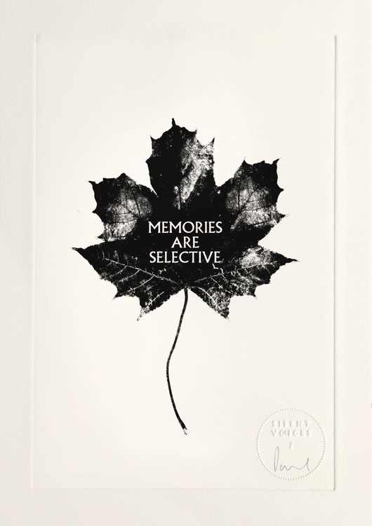 Memories Are Selective - Image 0