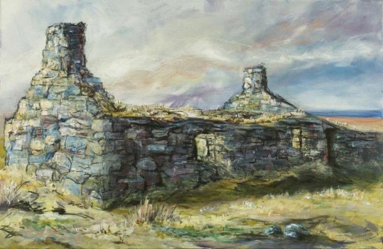 Roofless Ruin, Ballantrushal, Lewis - Image 0