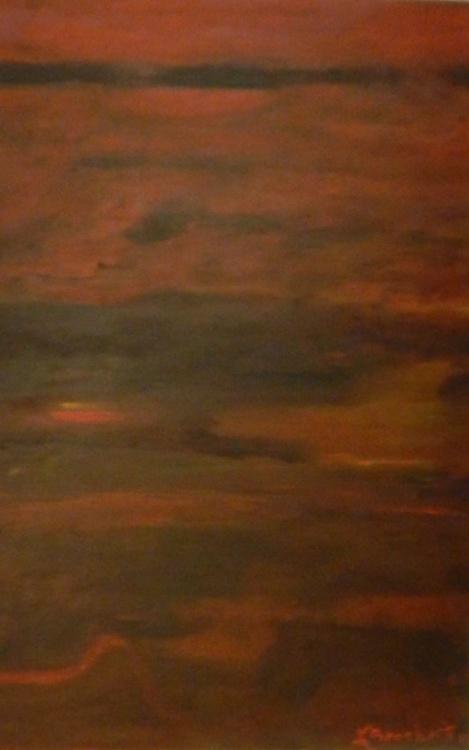 DESERT  SUNSET - Image 0