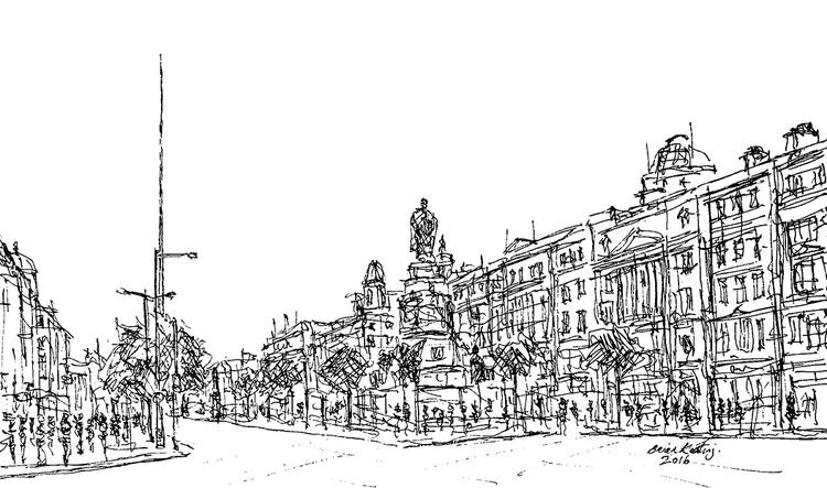 O'Connell Street, Dublin - Image 0