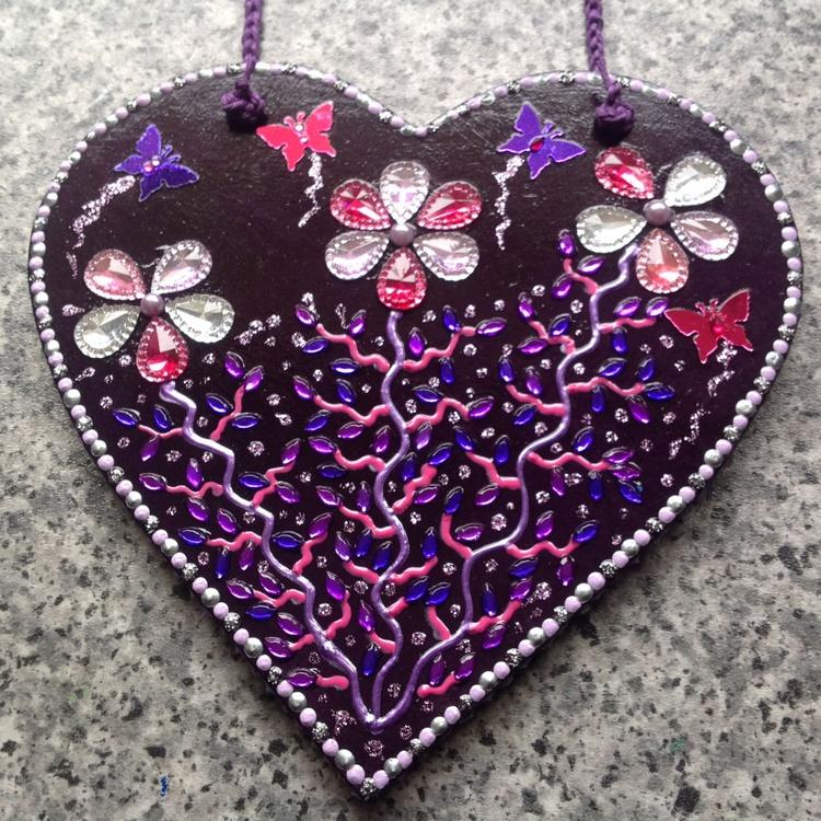 Purple flowers - Image 0