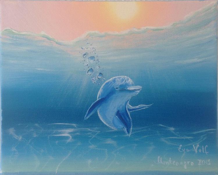 "Underwater Light III 10x8"" - Image 0"