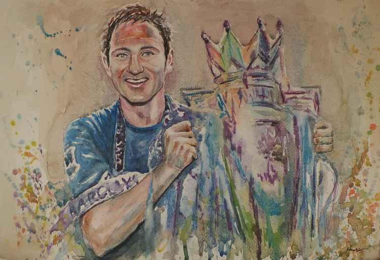 Frank Lampard - Portrait 2