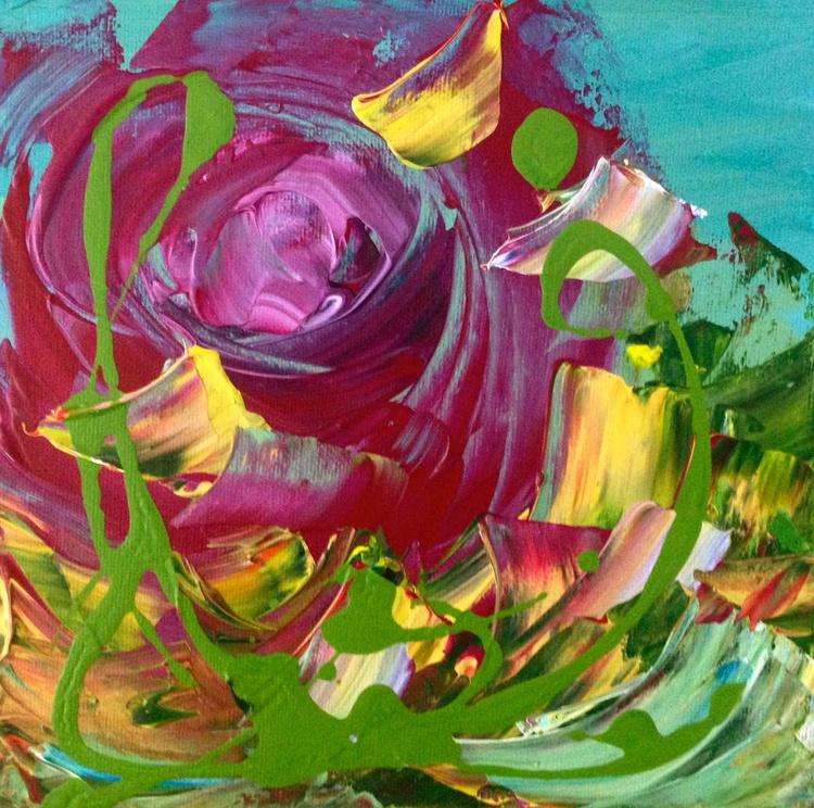 Blooming in Purples - Image 0
