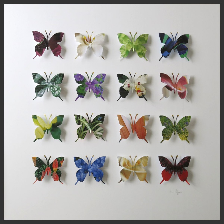 Flower Butterfly Box - Image 0