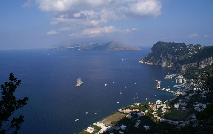 Italy from capri - Image 0