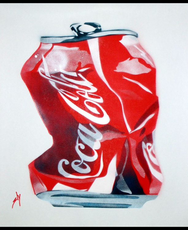 CRUSHED COKE (On Paper) - Image 0