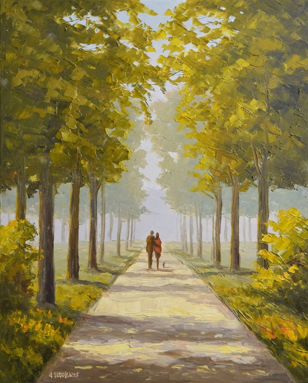 Morning in the Park - Image 0