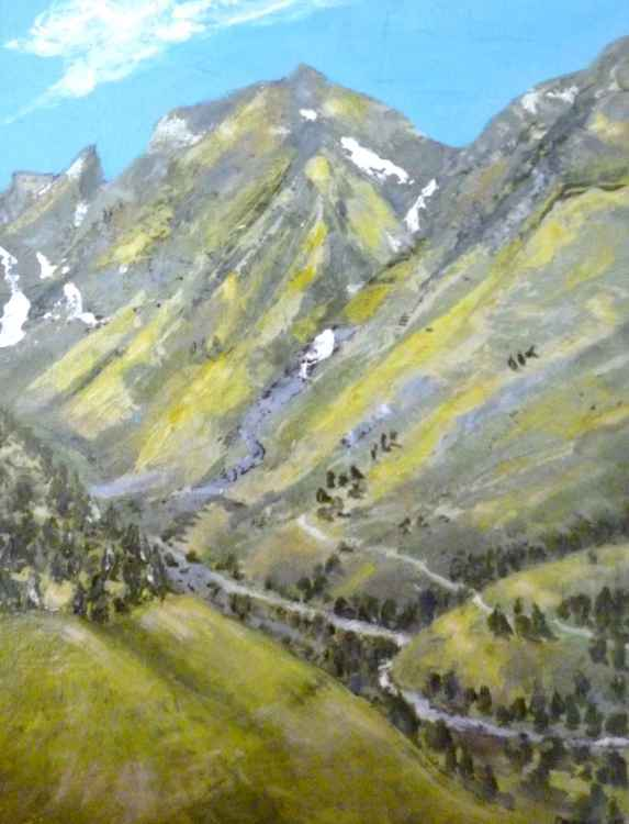 Pyrenees 1 -