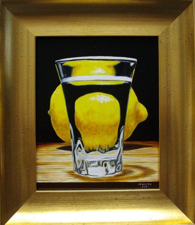 Through a shot glass II - Image 0