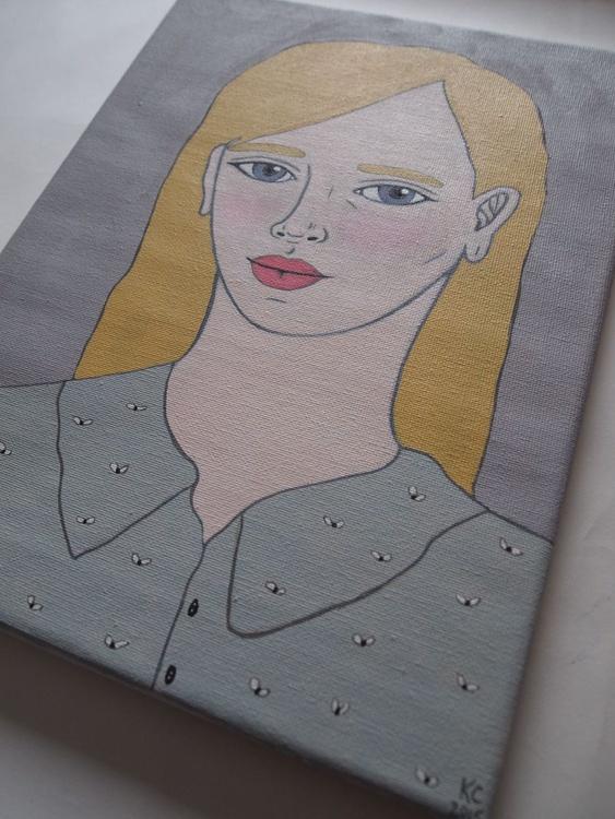 Blonde Portrait 2 - Image 0