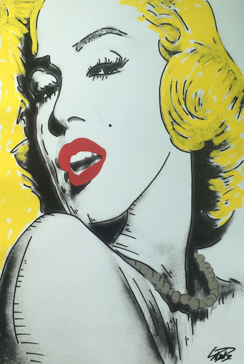 Cover Art No. 18 - Marilyn - Image 0