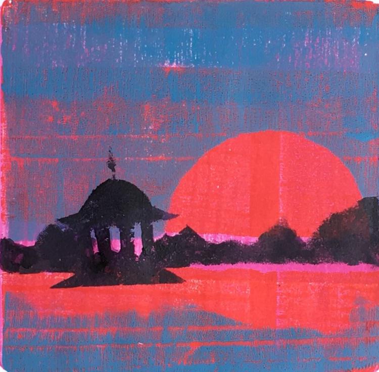 Bandstand sunset - Image 0